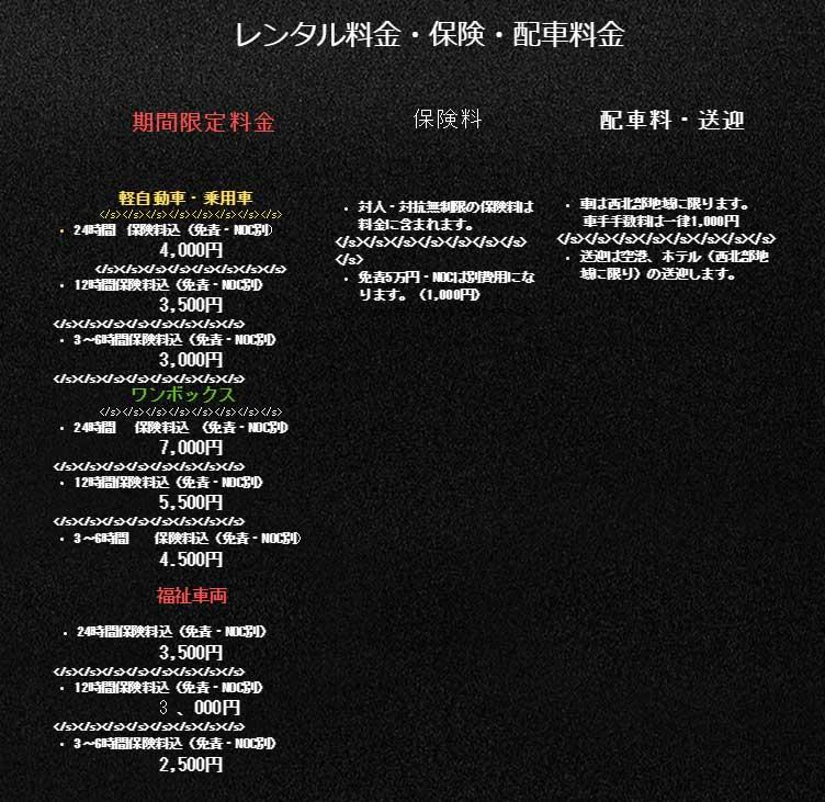 【車いすの旅】沖縄の石垣島に行こう!ジェリーフィッシュレンタカー03
