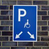 身障者用駐車場【車いすマーク駐車場は誰の場所?】パーキングパーミット・導入県一覧編01