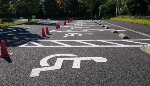 身障者用駐車場【車いすマーク駐車場は誰の場所?】基本編01